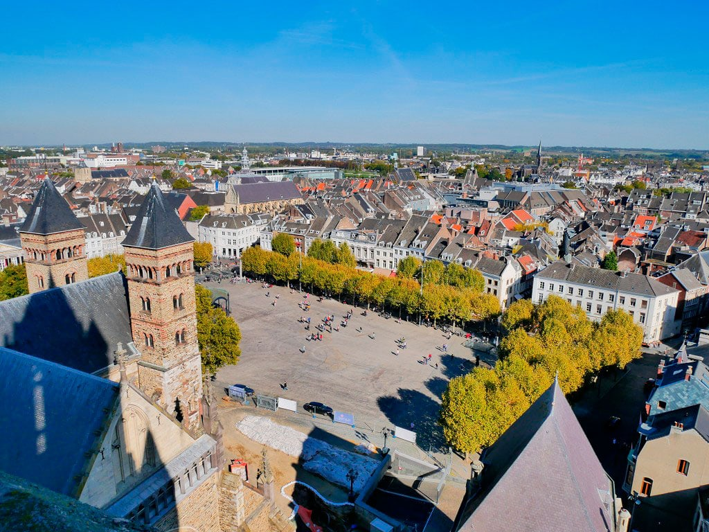 Landmarks Netherlands
