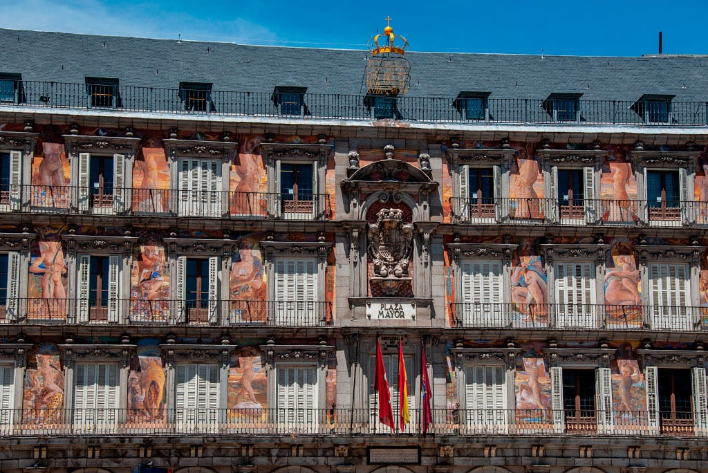 Plaza Mayor in Madrid 25 Famous landmarks in Spain you need to visit