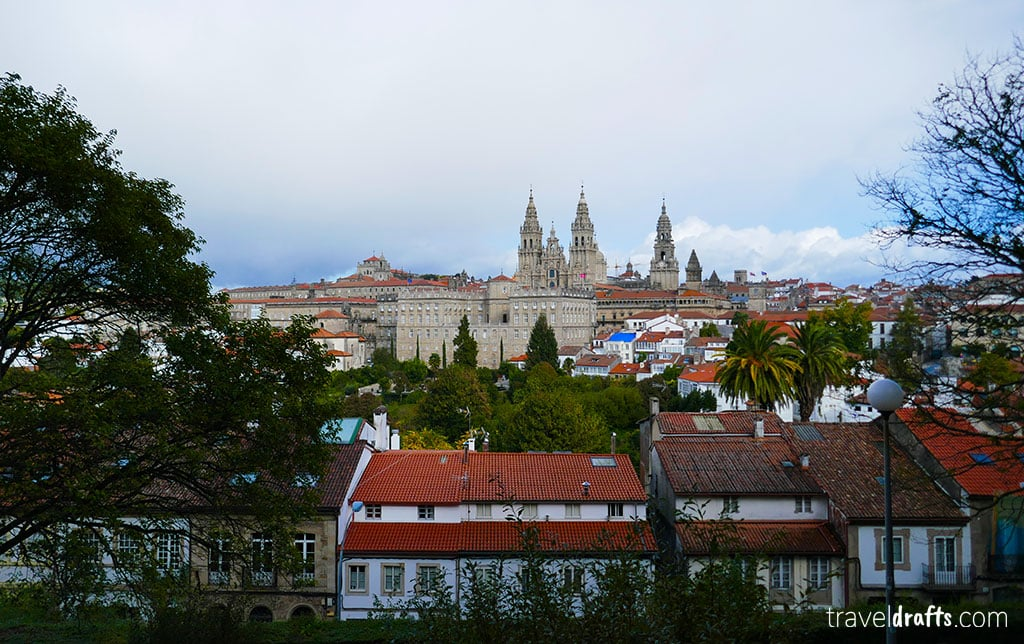 Santiago de Compostela 25 Famous landmarks in Spain you need to visit