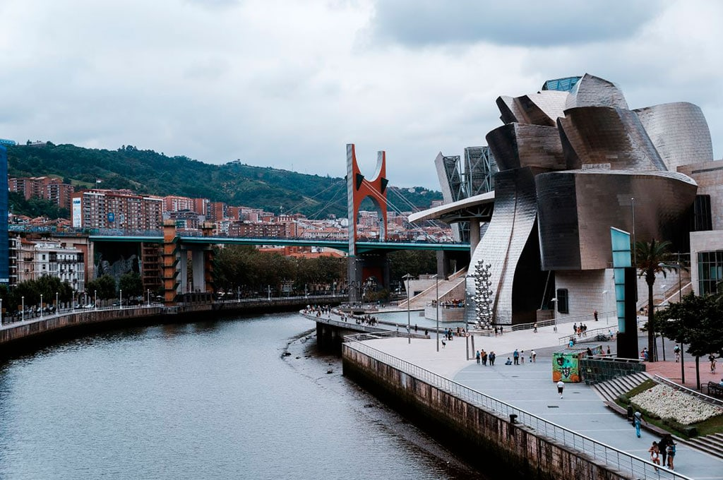 The Guggenheim Museum Bilbao 25 Famous landmarks in Spain you need to visit