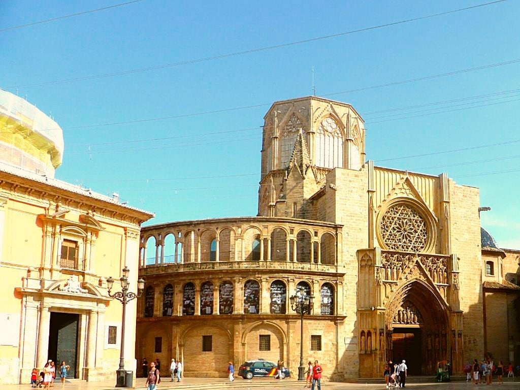 Valencia Cathedral v1 25 Famous landmarks in Spain you need to visit