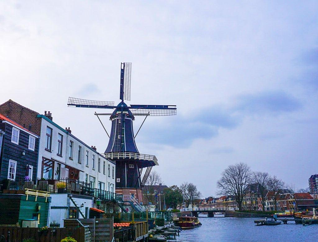 Iconic Landmarks Netherlands