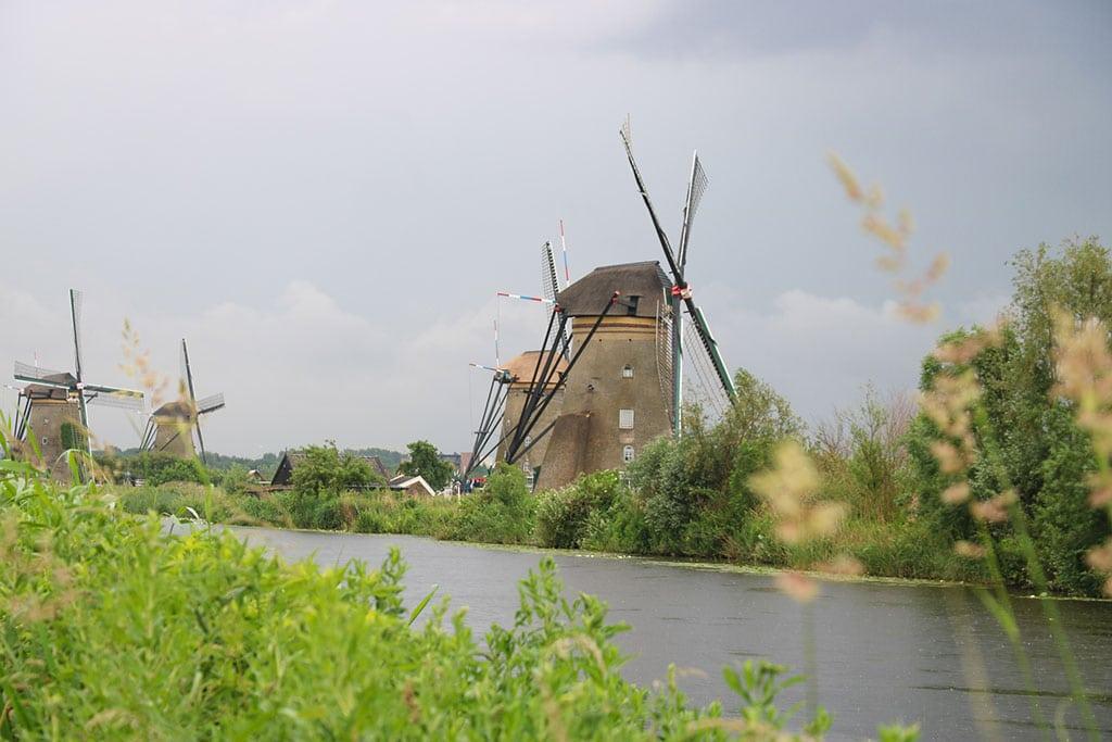 Netherlands iconic landmarks