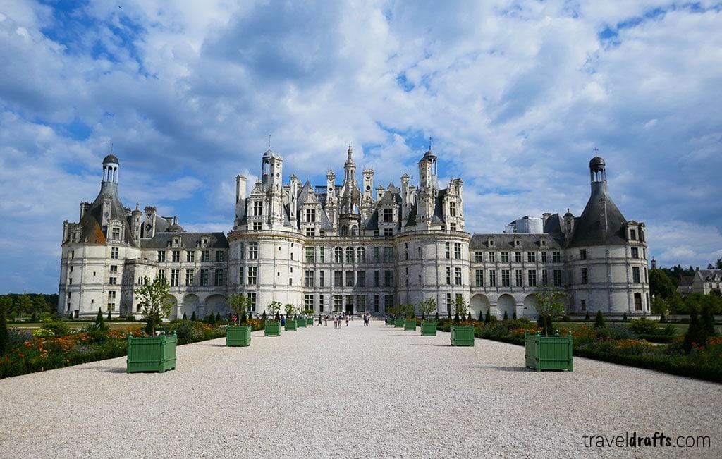 Amazing landmarks in France