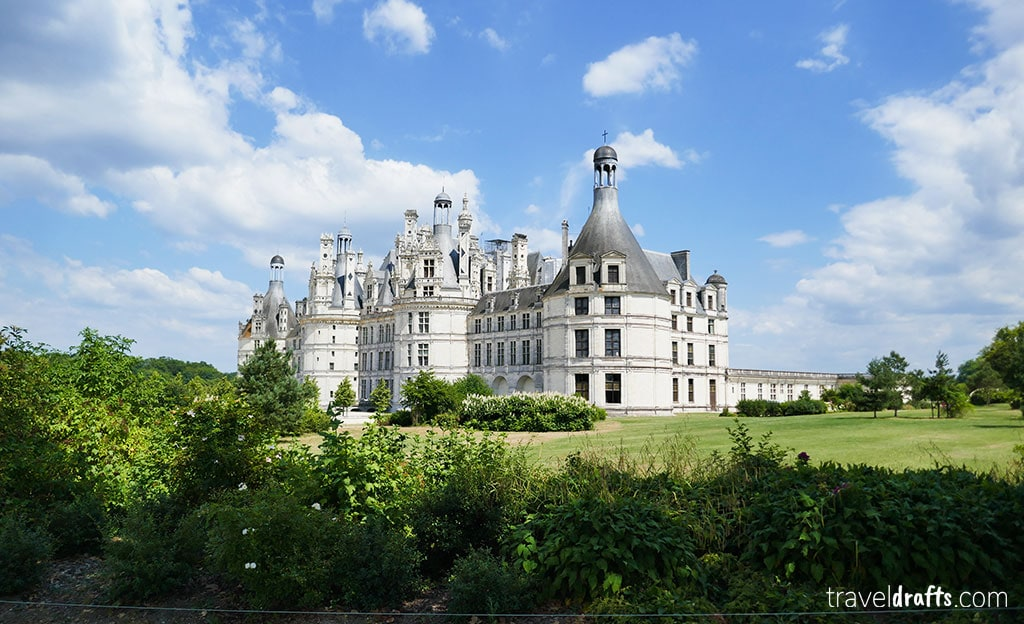 Como viajar a França