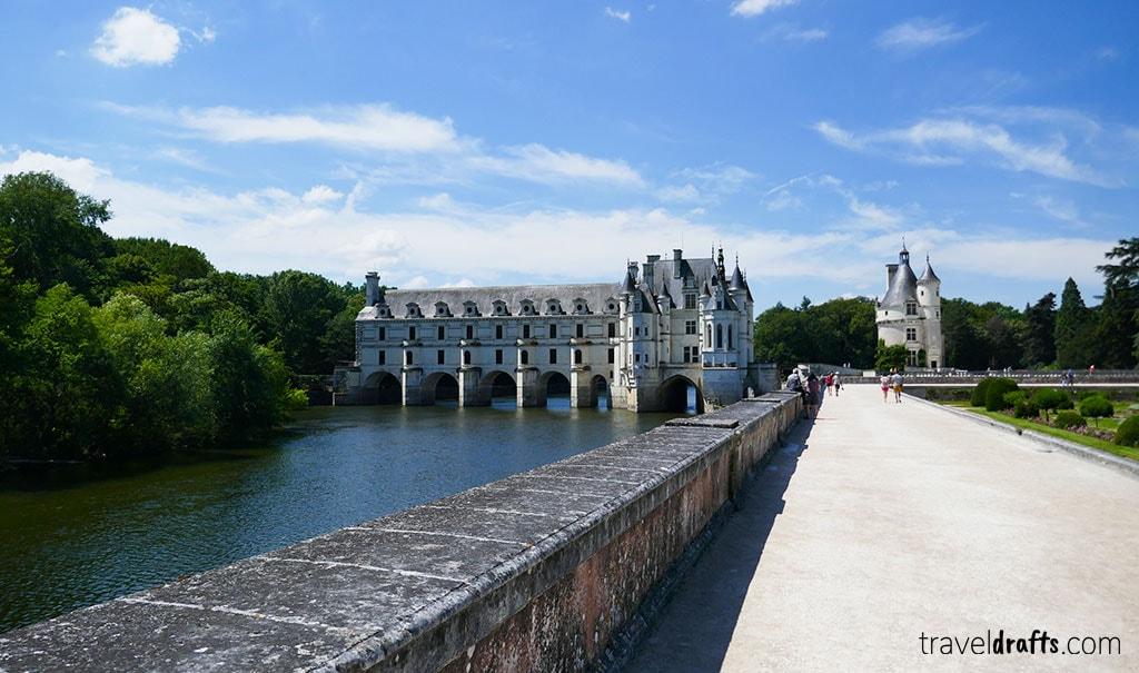 Important landmarks in France