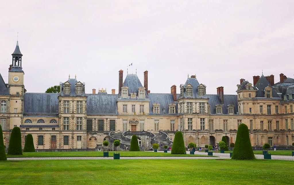 Historic landmarks in France