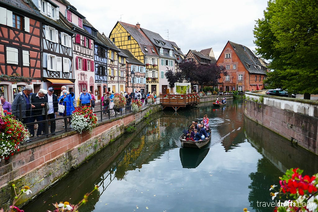 O que visitar numa viagem em França