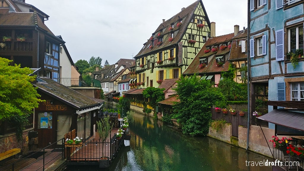 Cute city of Colmar France 50 things you need to know before traveling to France