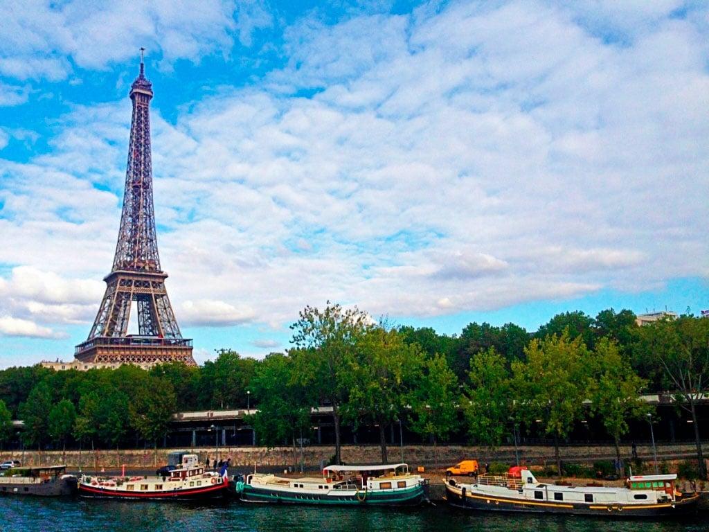 Famous Landmarks In France - Paris