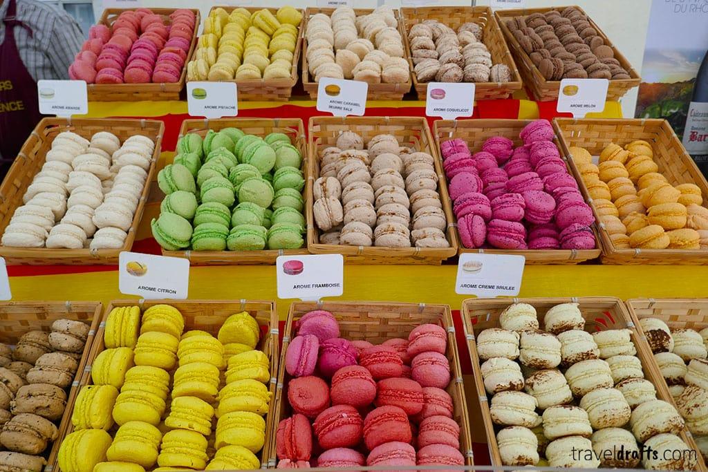 o que comer quando viajar em França