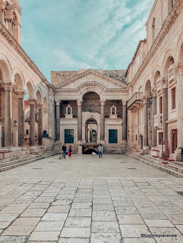 Croatia's most famous landmarks