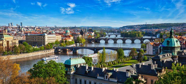 Famous Landmarks In The Czech Republic
