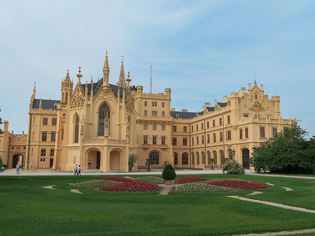 popular landmarks in Czech republic