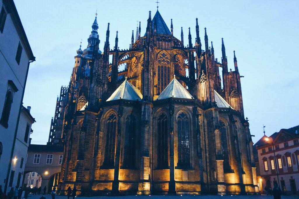 iconic landmarks of Czech Republic in Prague