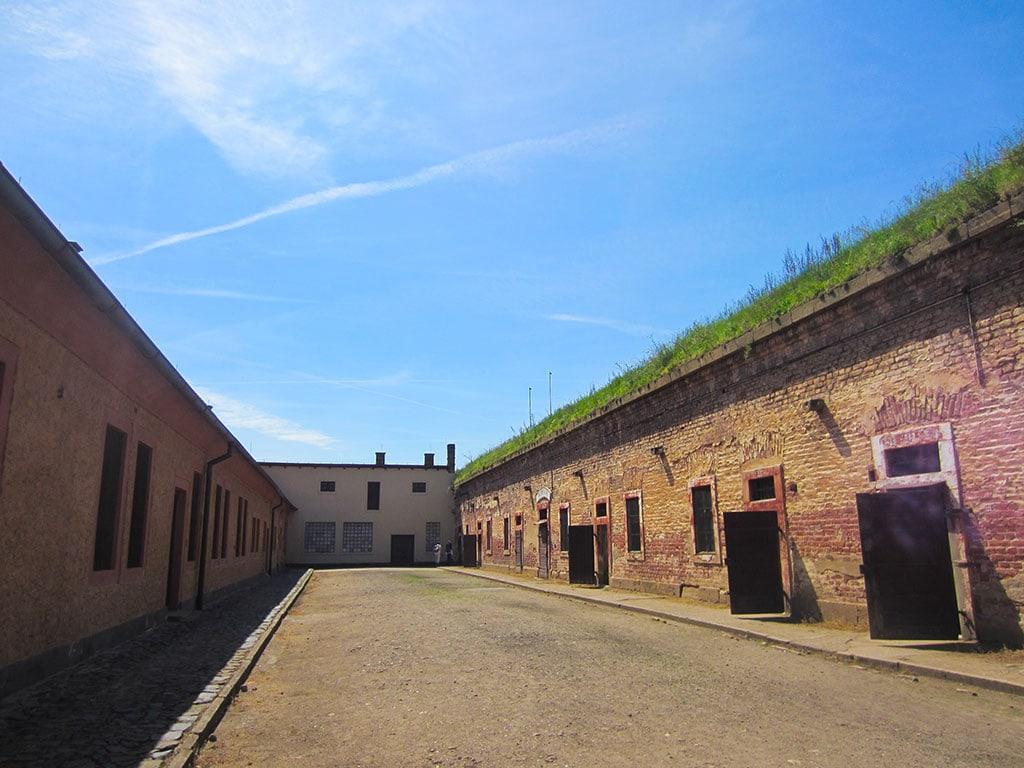 Terezin Concentration Camp Czech Republic 20 Famous Landmarks In the Czech Republic