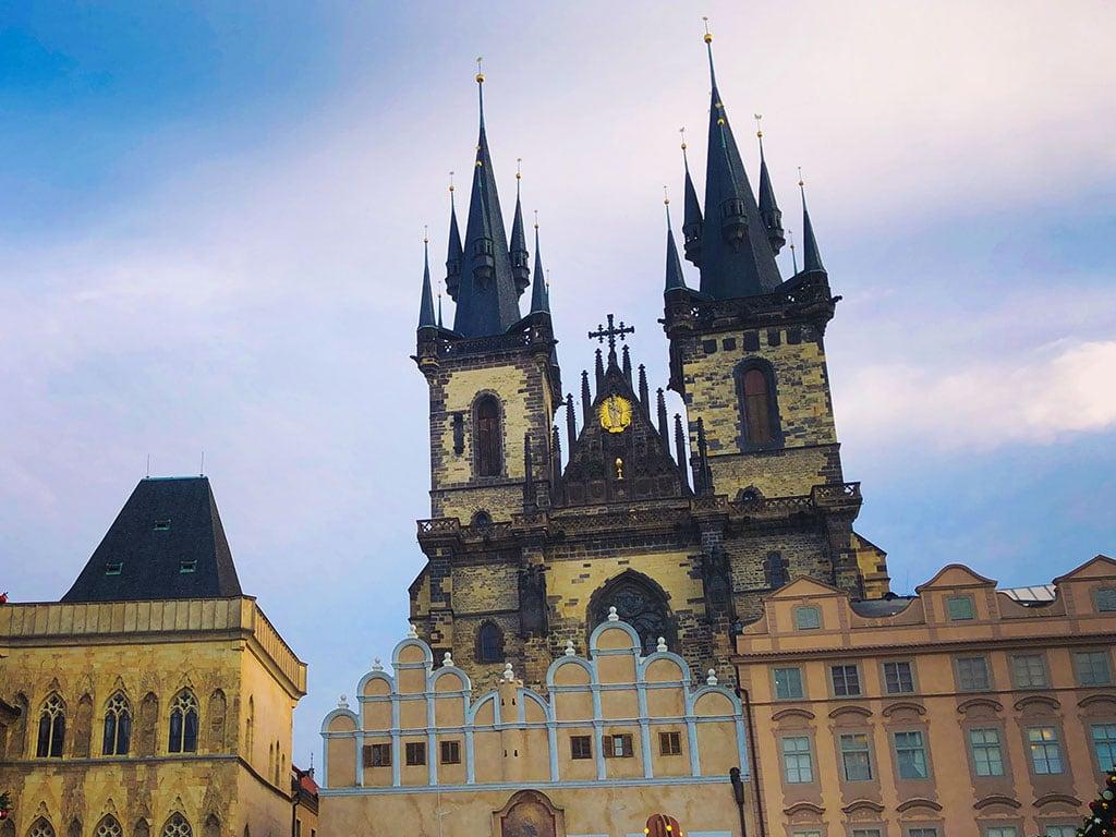 Czech republic landmarks