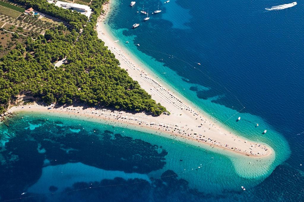 natural landmarks Croatia -