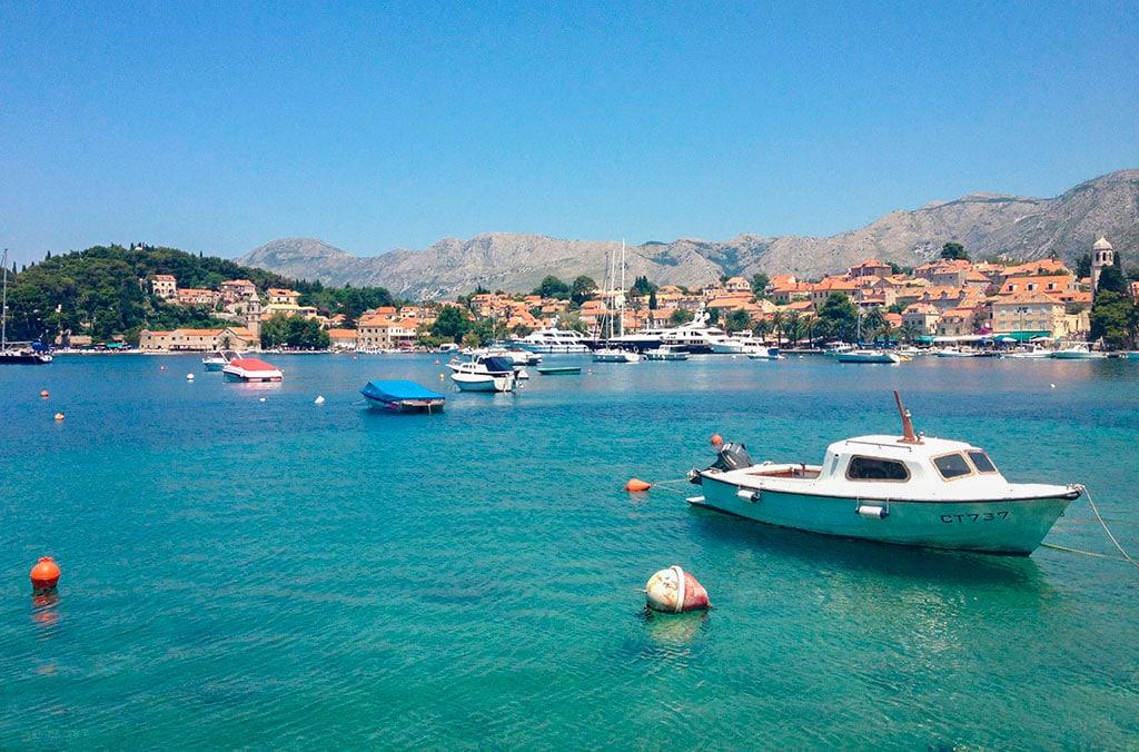 iconic landmarks in Croatia