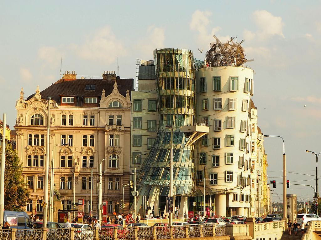 dancing house Czech Republic 20 Famous Landmarks In the Czech Republic