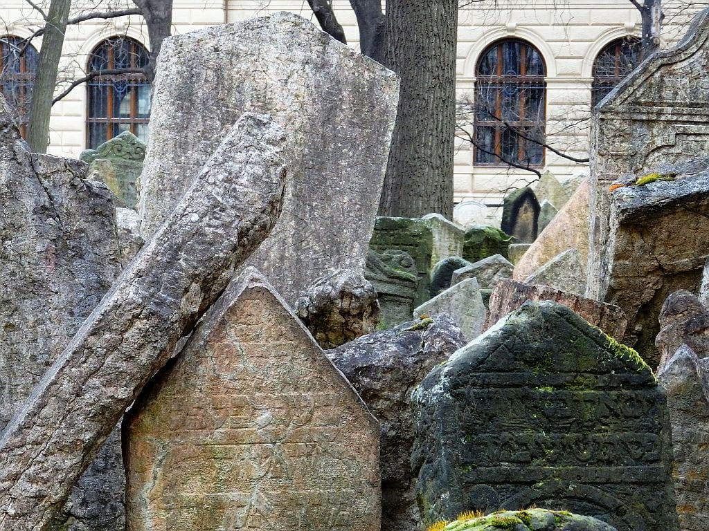 Landmarks Czech republic - Jewish cemetery