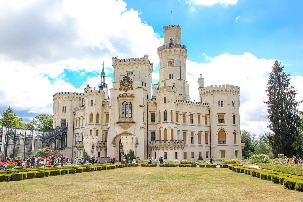 famous landmarks in Czechia