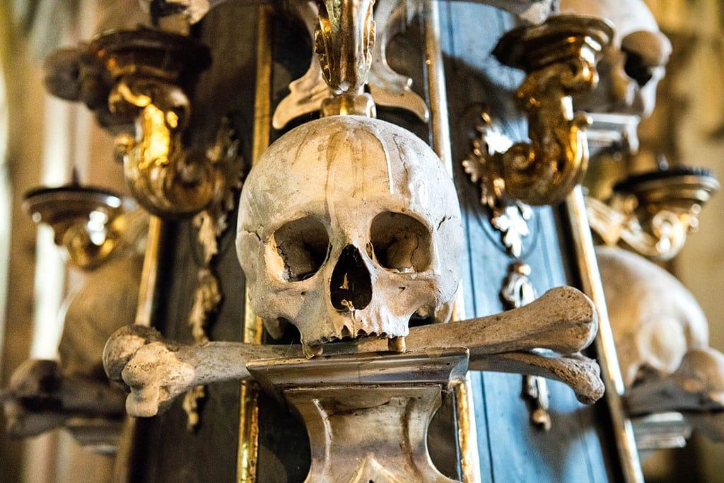Czechia Landmarks - bones Chapel