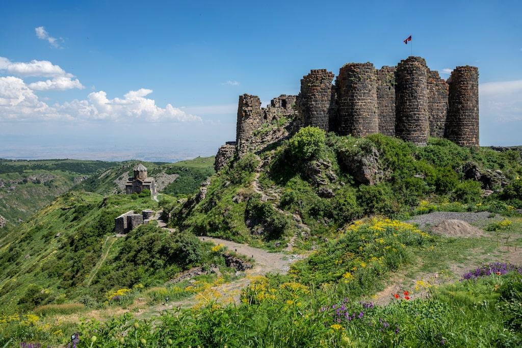 top landmarks of Armenia