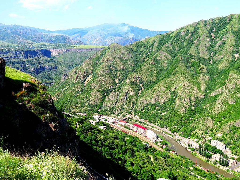 Debed Canyon - Beautifull Natural Landmarks Armenia