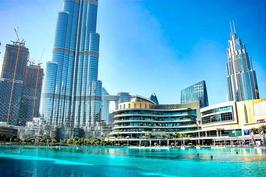 Most famous things in Dubai