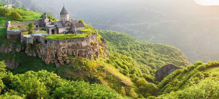 Famous Landmarks In Armenia