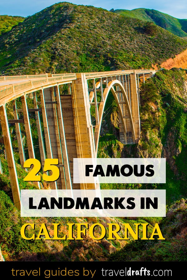 25 Famous Landmarks In California You Shouldn't Miss