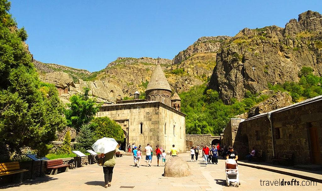 Famous Armenian landmarks