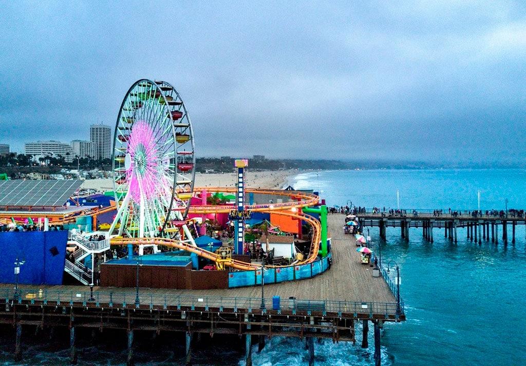 Famous Landmarks In California – Los Angeles