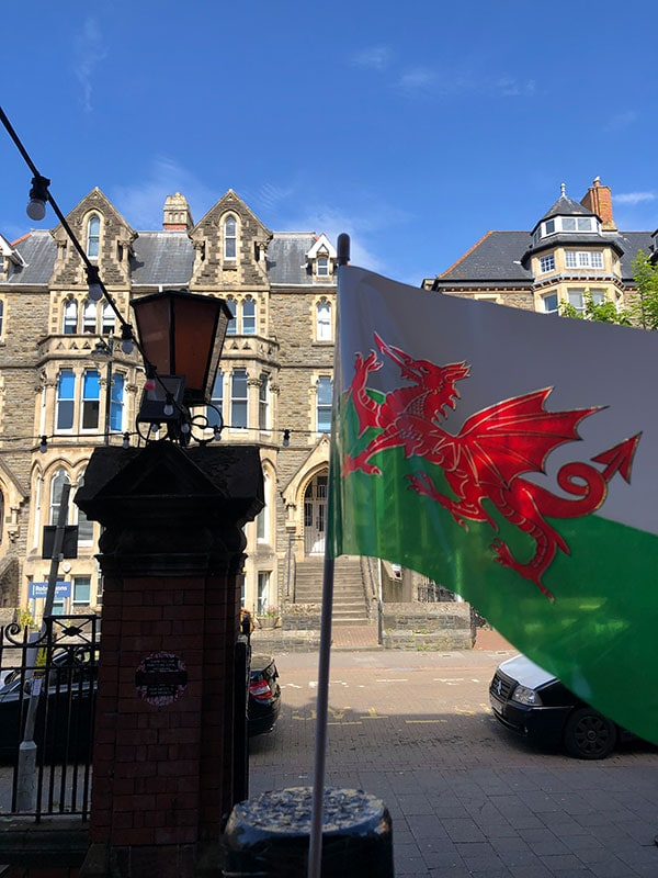 Interesting famous things about Wales