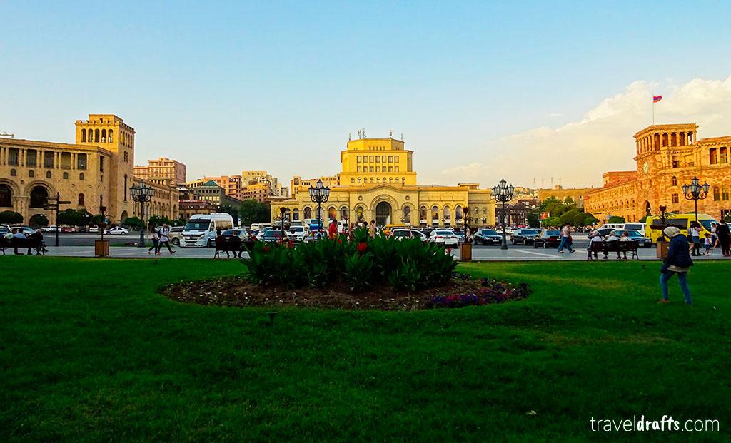 capital of Armenia Yerevan What is Armenia famous for?