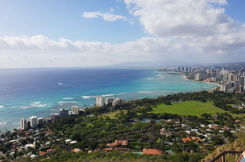 interesting landmark in Hawaii