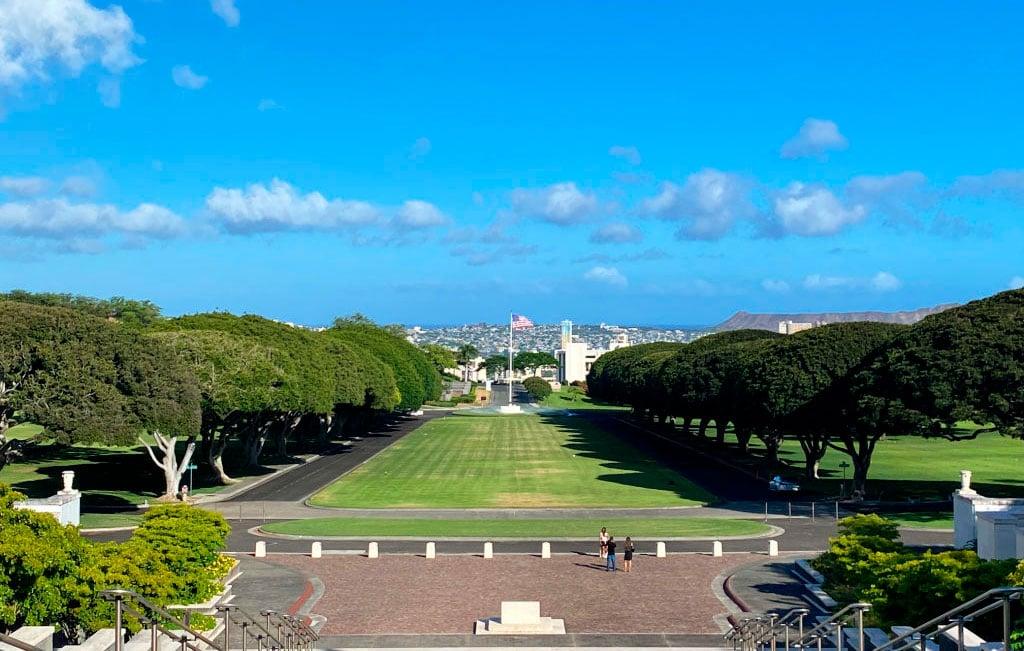 Most known Hawaii landmarks