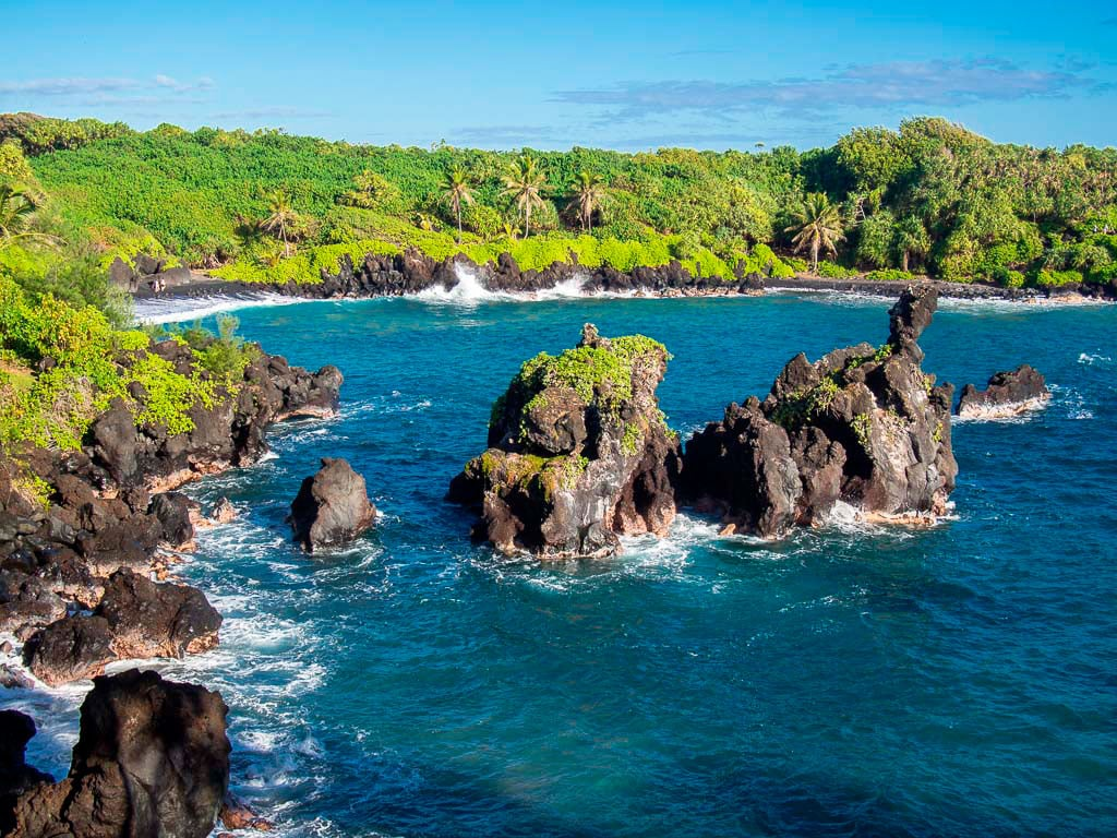 Hawaii Landamarks - Maui