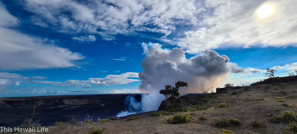 Iconic landmarks in Hawaii