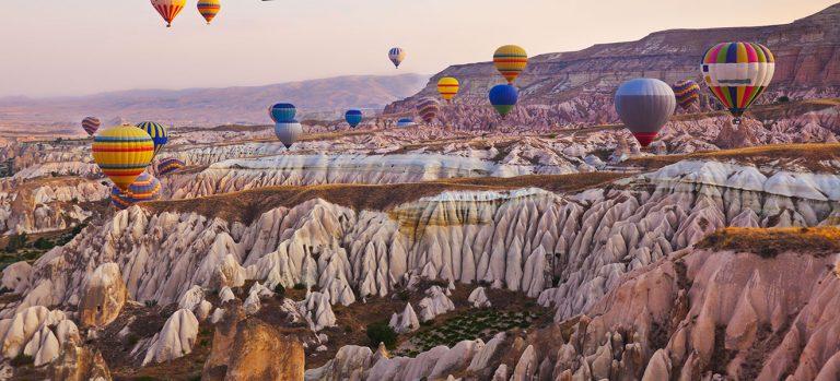 Famous Landmarks In Turkey
