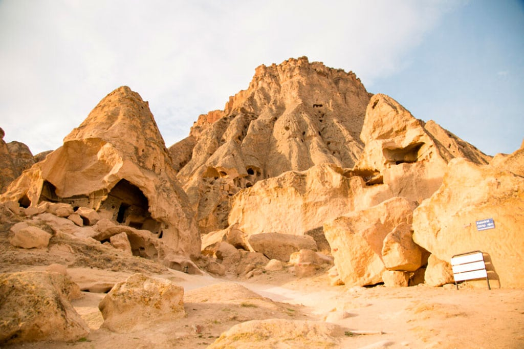 Selime Monastery, the largest religious structure in Cappadocia