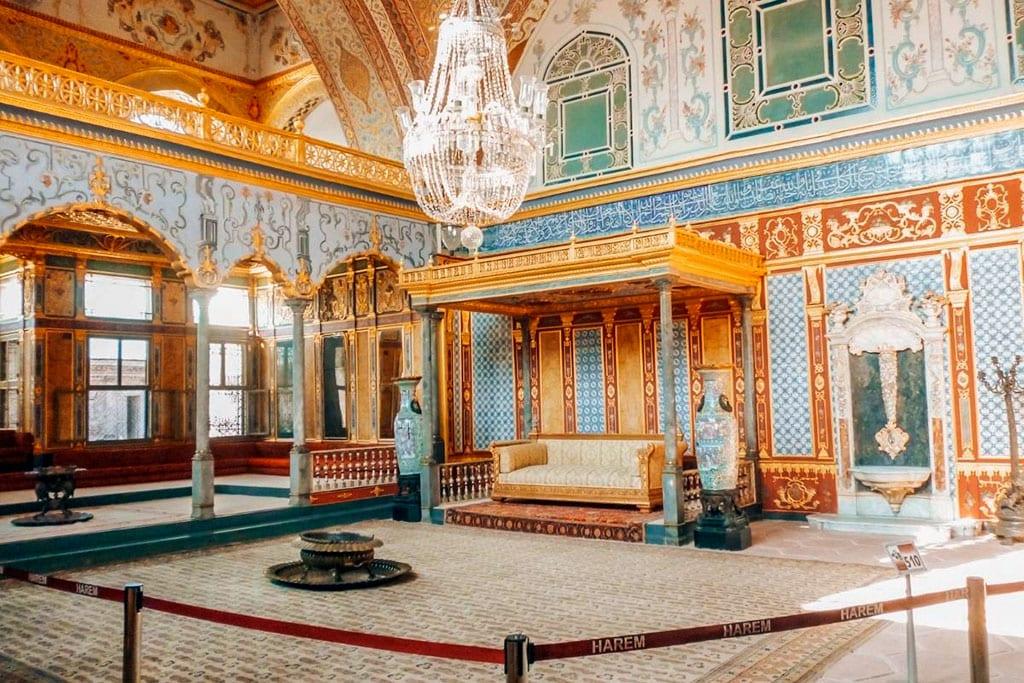 Ottoman Landmarks in Istanbul