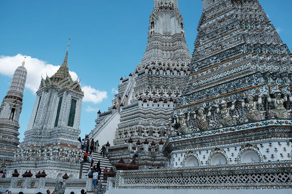 Wat Arun Bangkok Famous landmarks Thailand 26 Famous landmarks in Thailand