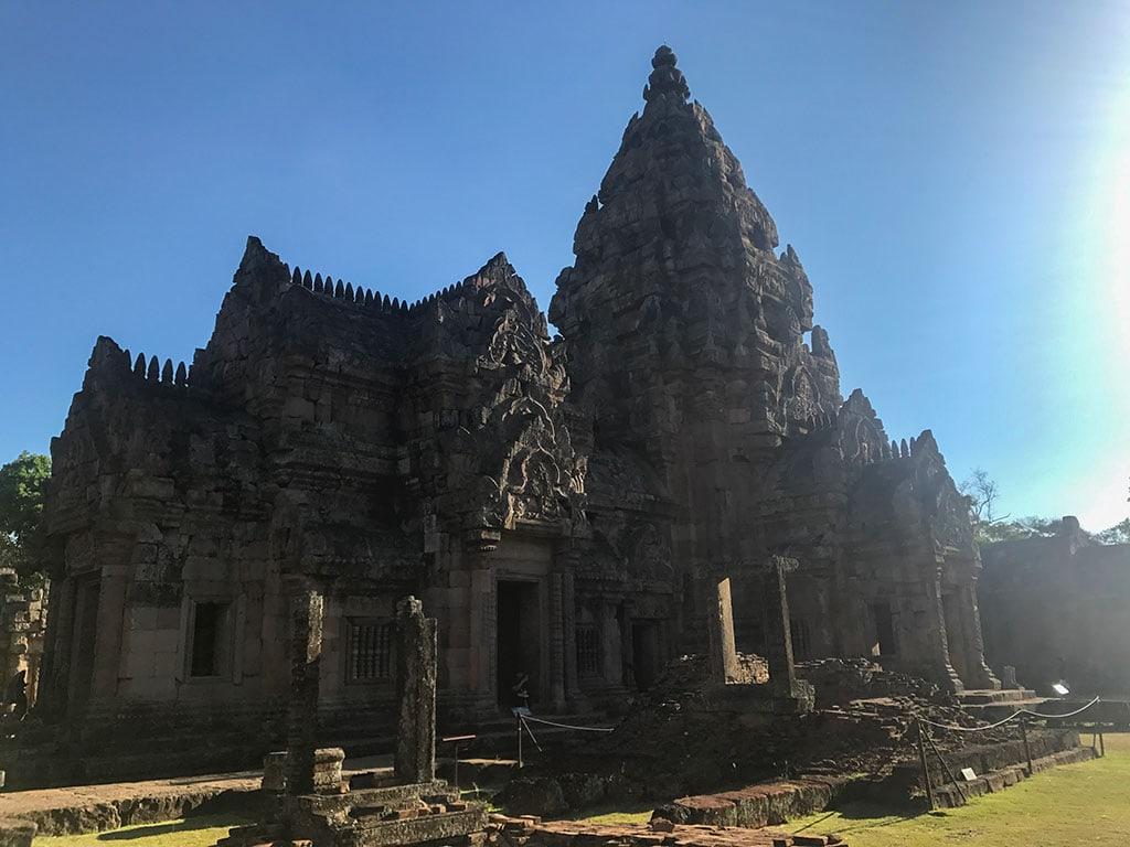 phanom rung sticksandspoons landmarks in Thailand 26 Famous landmarks in Thailand
